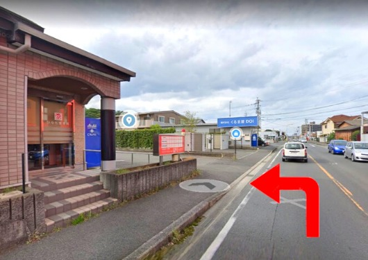 鶴崎駅から皆春院⑥